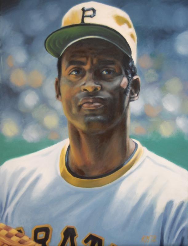 Clemente, oil on canvas, 2013