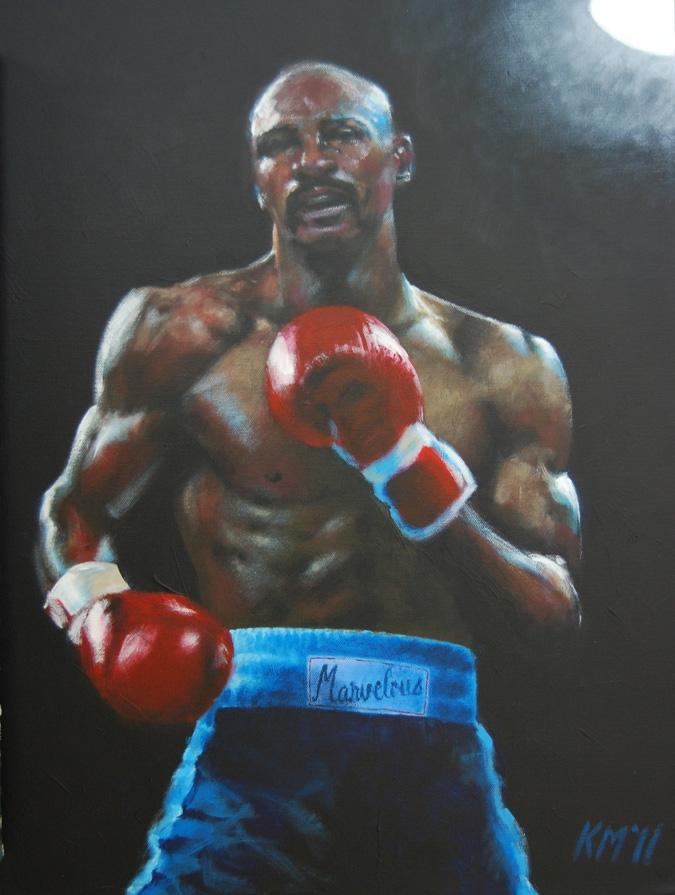 Marvelous, acrylic on canvas, 2011